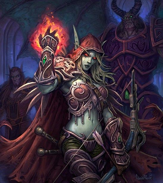 jB1bK-vA2v0.jpg - World of Warcraft Арт