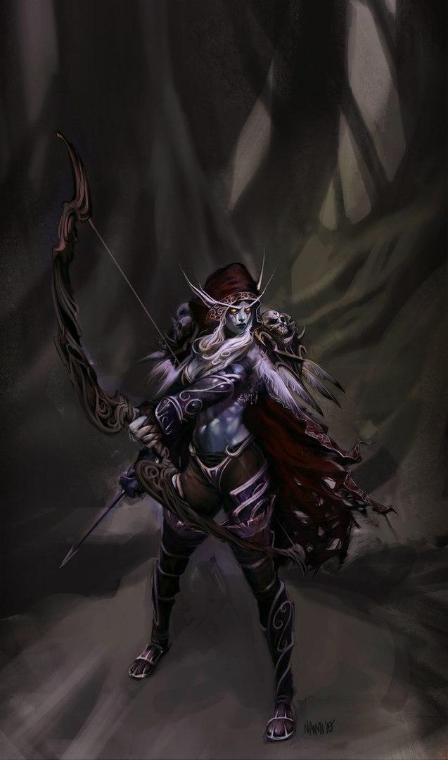 mPl8YTvQA0A.jpg - World of Warcraft Арт