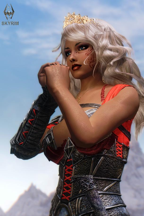 155. Высокий Хротгар.jpg - Elder Scrolls 5: Skyrim, the CBBE, Сборка-21