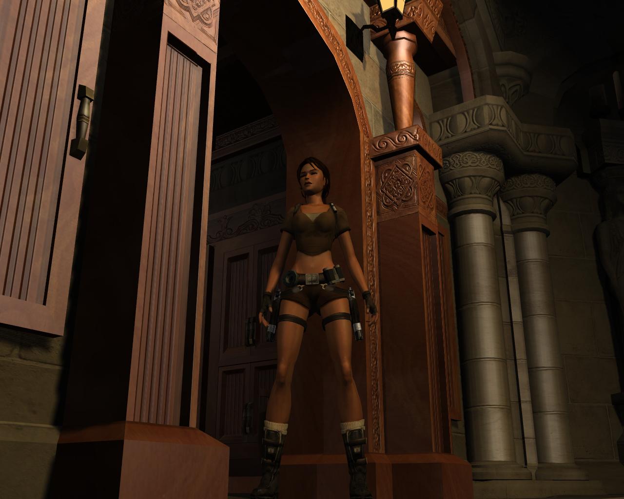 Лара Крофт - Tomb Raider: Legend