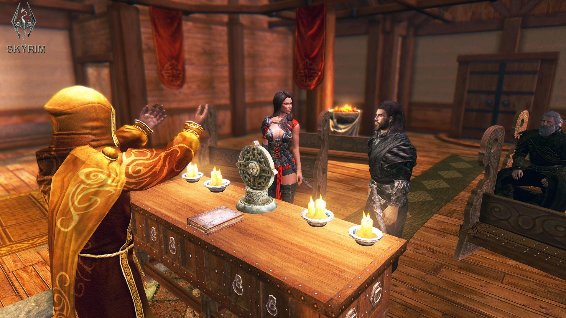 167. Ритуал бракосочетания.jpg - Elder Scrolls 5: Skyrim, the CBBE, Сборка-21