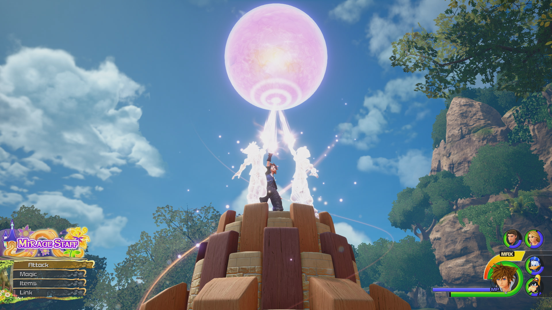 Сора - Kingdom Hearts 3