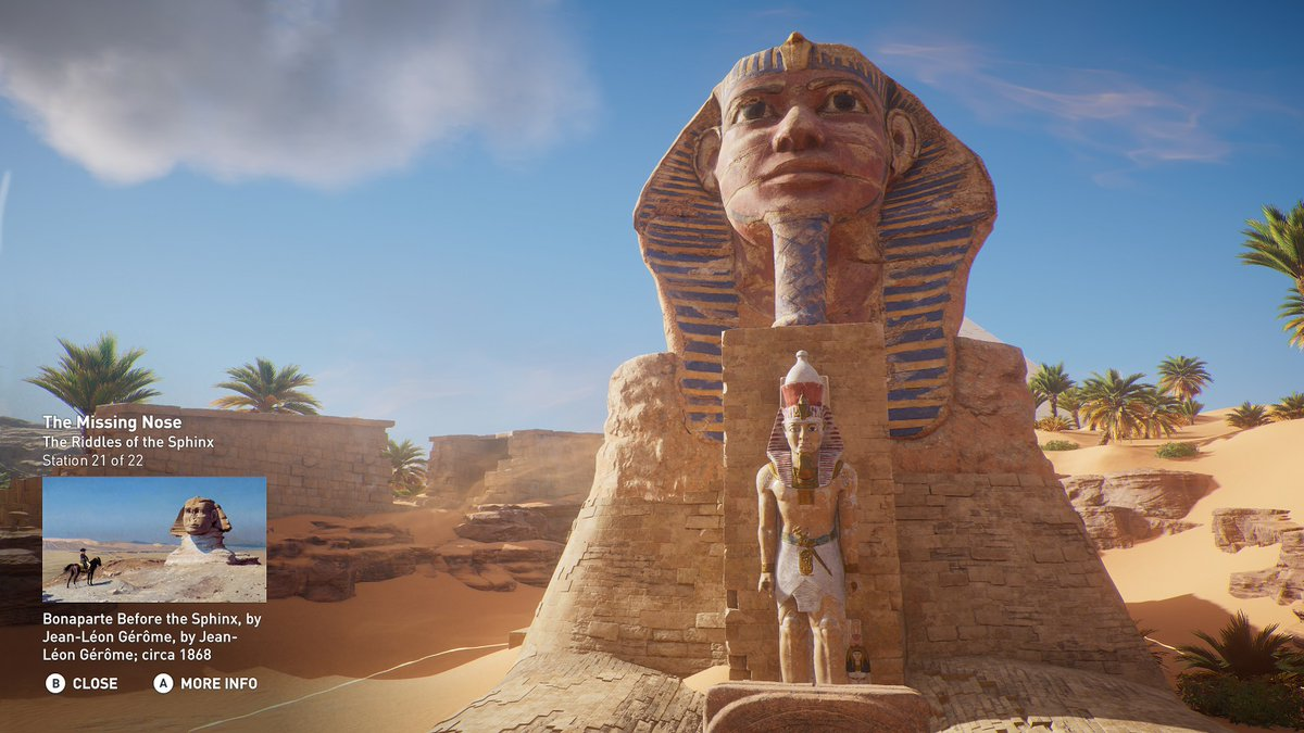 Assassin's Creed: Origins - Discovery Tour - Assassin's Creed: Origins