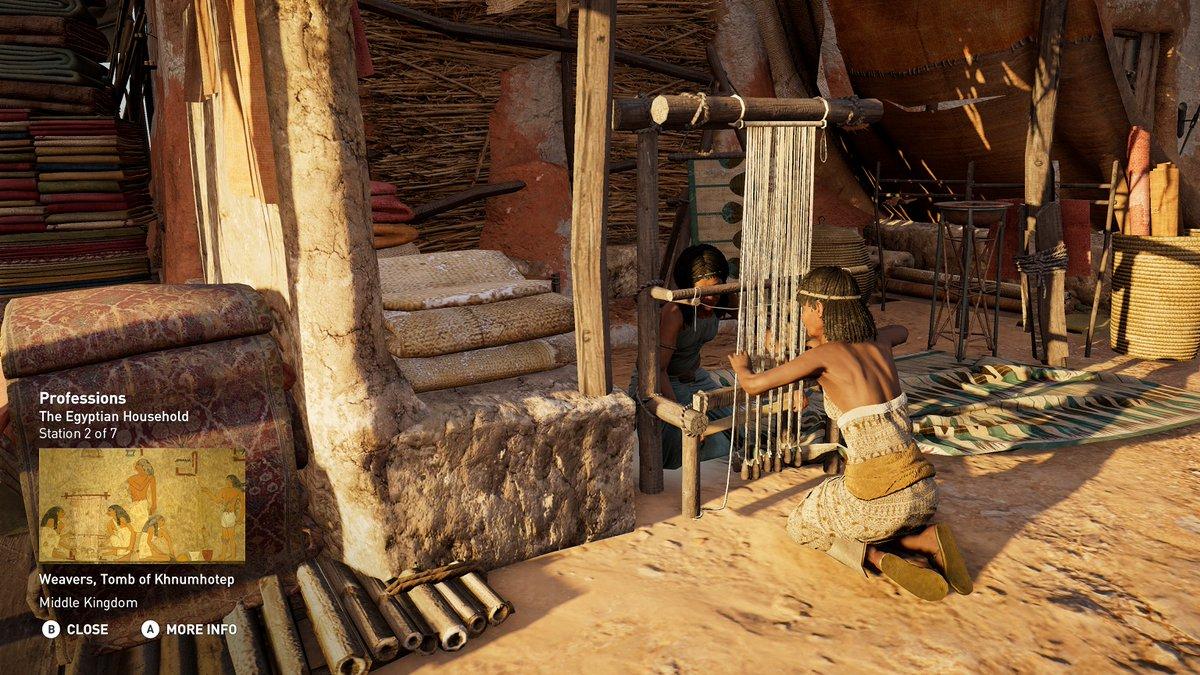 Assassin's Creed: Origins - Discovery Tour - Assassin's Creed: Origins