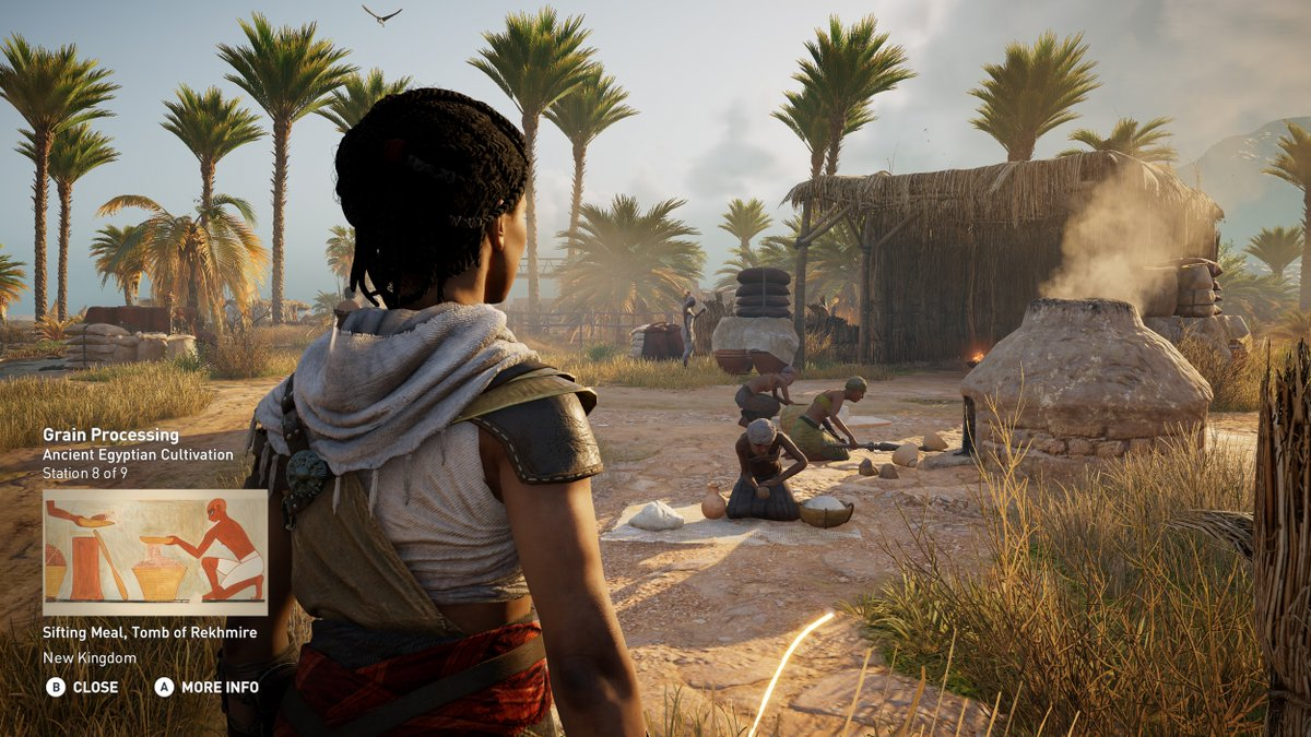 Assassin's Creed: Origins - Discovery Tour - Assassin's Creed: Origins Скриншот