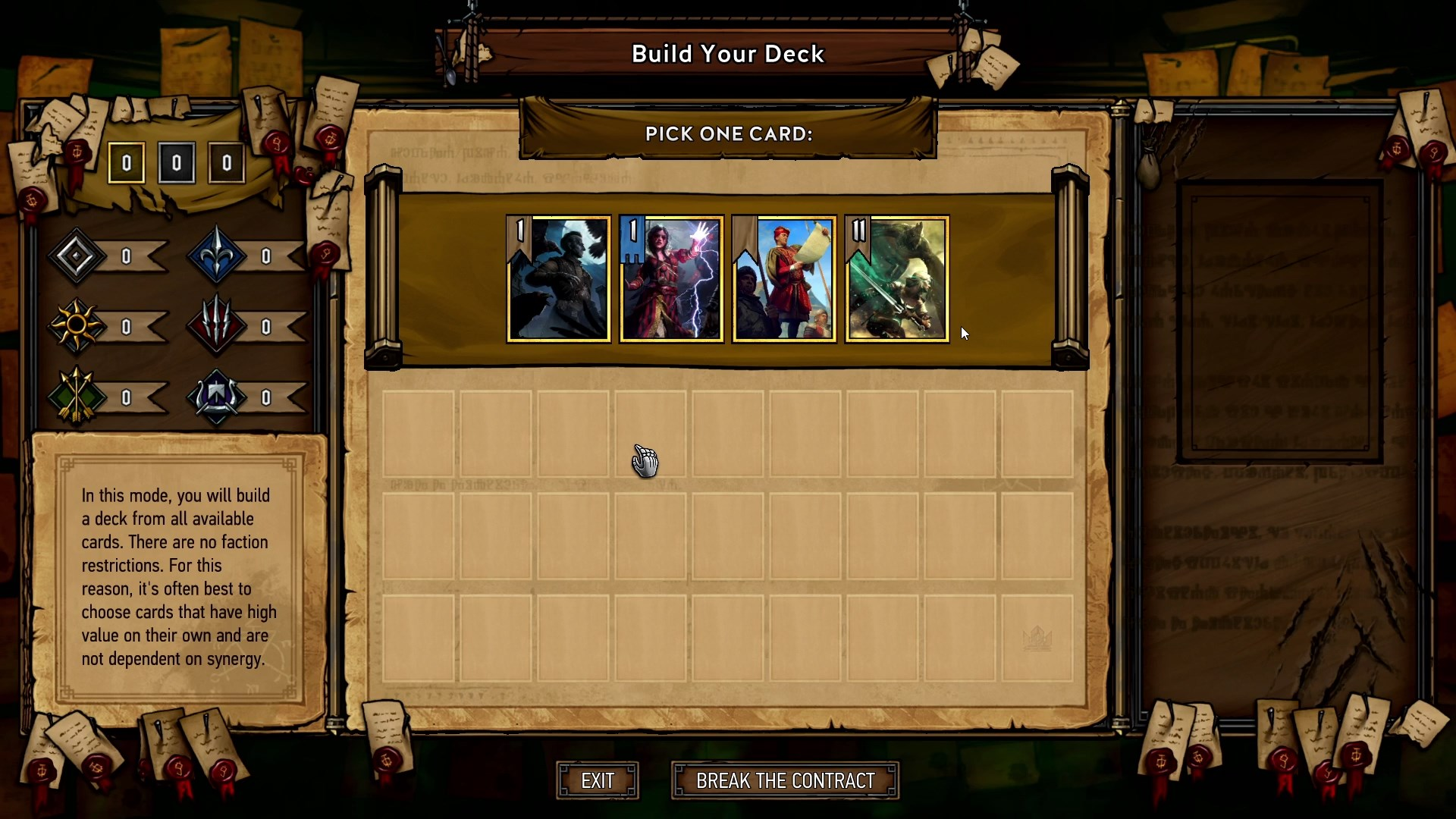 Gwent - Arena - Gwent: The Witcher Card Game