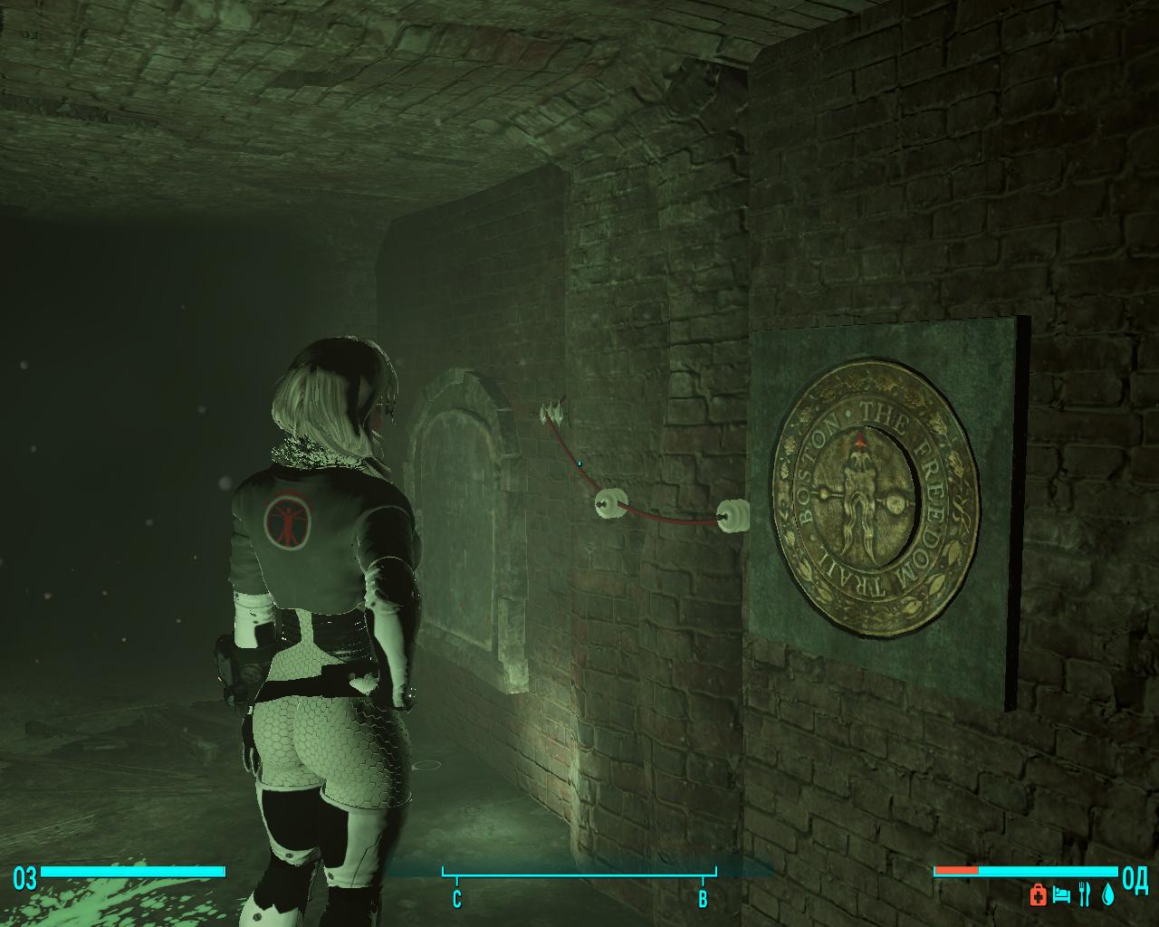 Институт уже на пороге. - Fallout 4