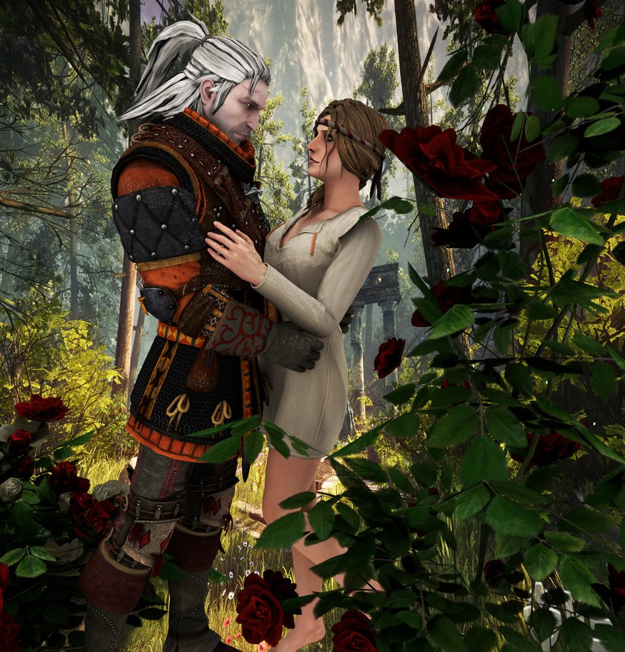 The Witcher 3 - Witcher 3: Wild Hunt, the