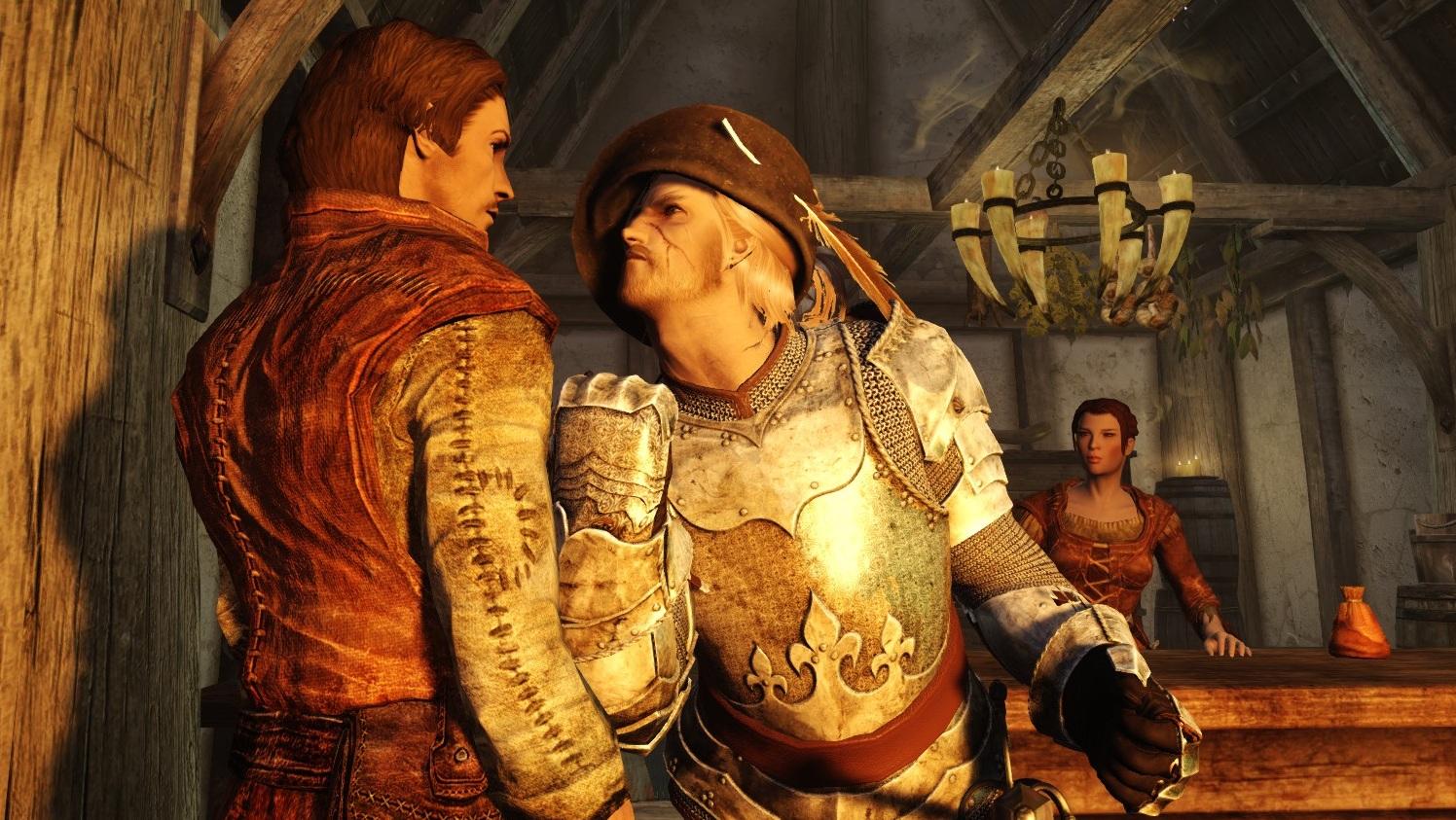 ...Запомни,сученок если ты хоть на арбалетный выстрел подойдешь к Карлотте...(Самые весомые аргументы) - Elder Scrolls 5: Skyrim, the Вассал Удачи