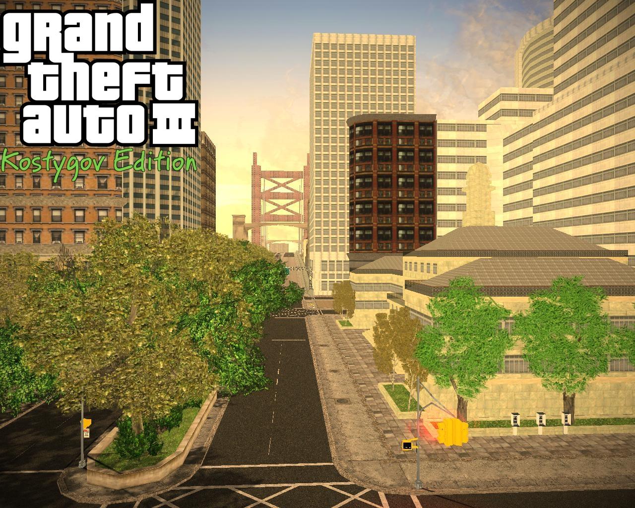 GTA3: Kostygov Edition - Grand Theft Auto 3