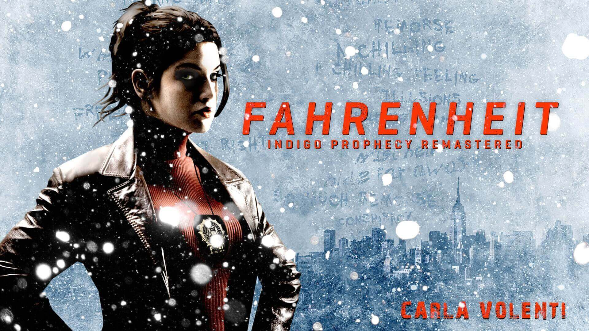Fahrenheit Indigo Prophecy Remastered карточки steam - Fahrenheit Арт