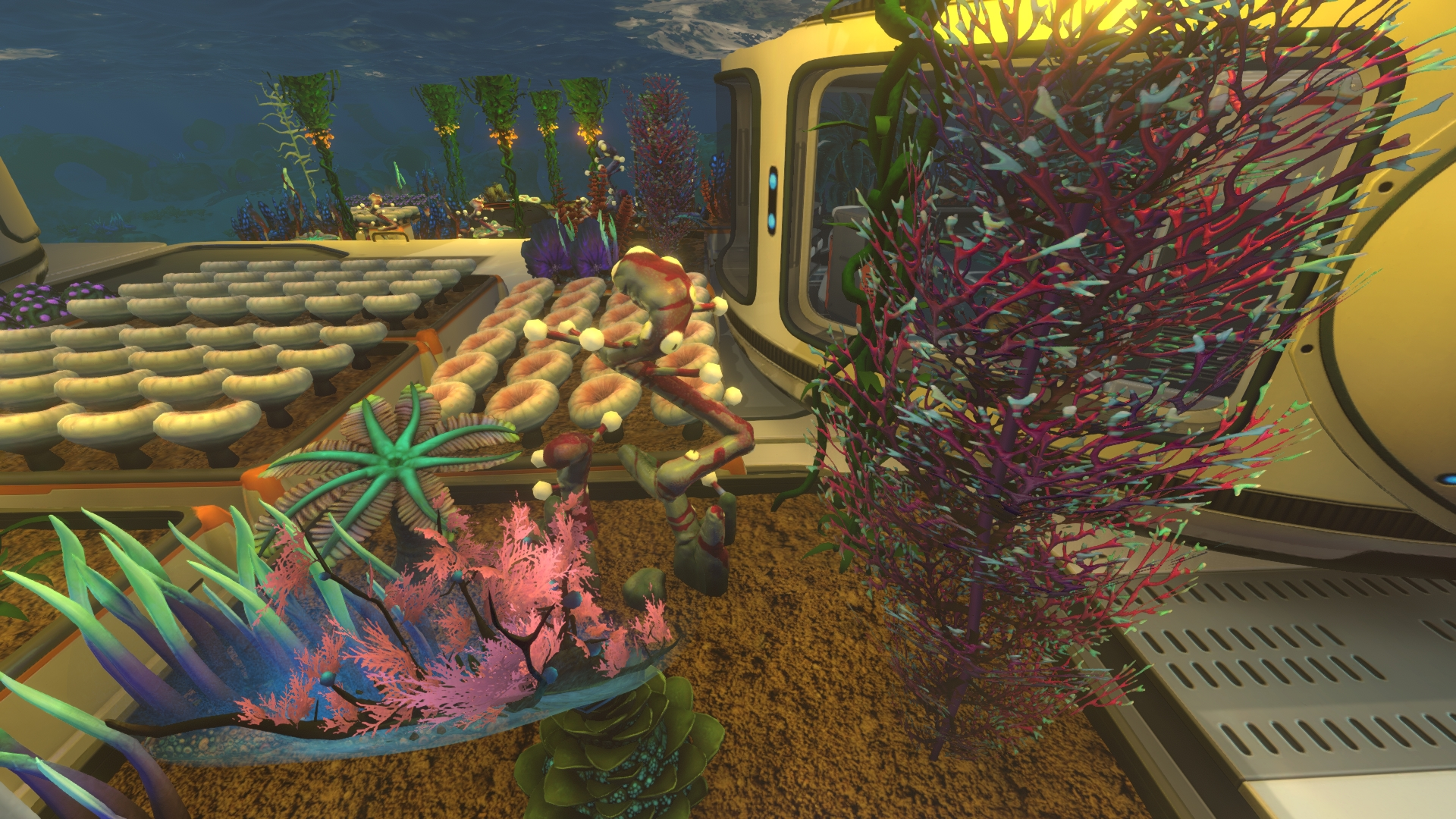 Подводный огородик - Subnautica