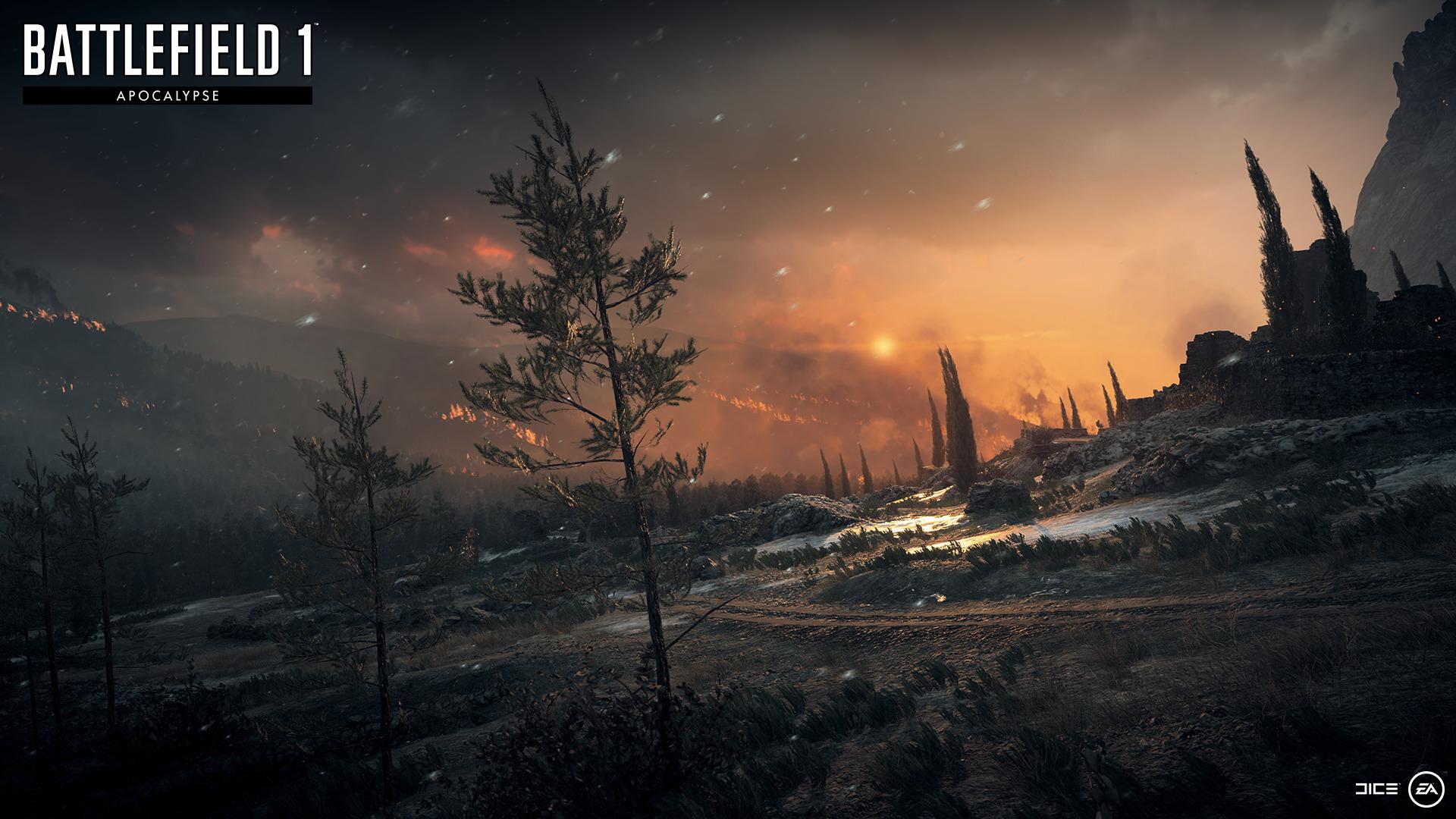 Apocalypse - Battlefield 1 DLC