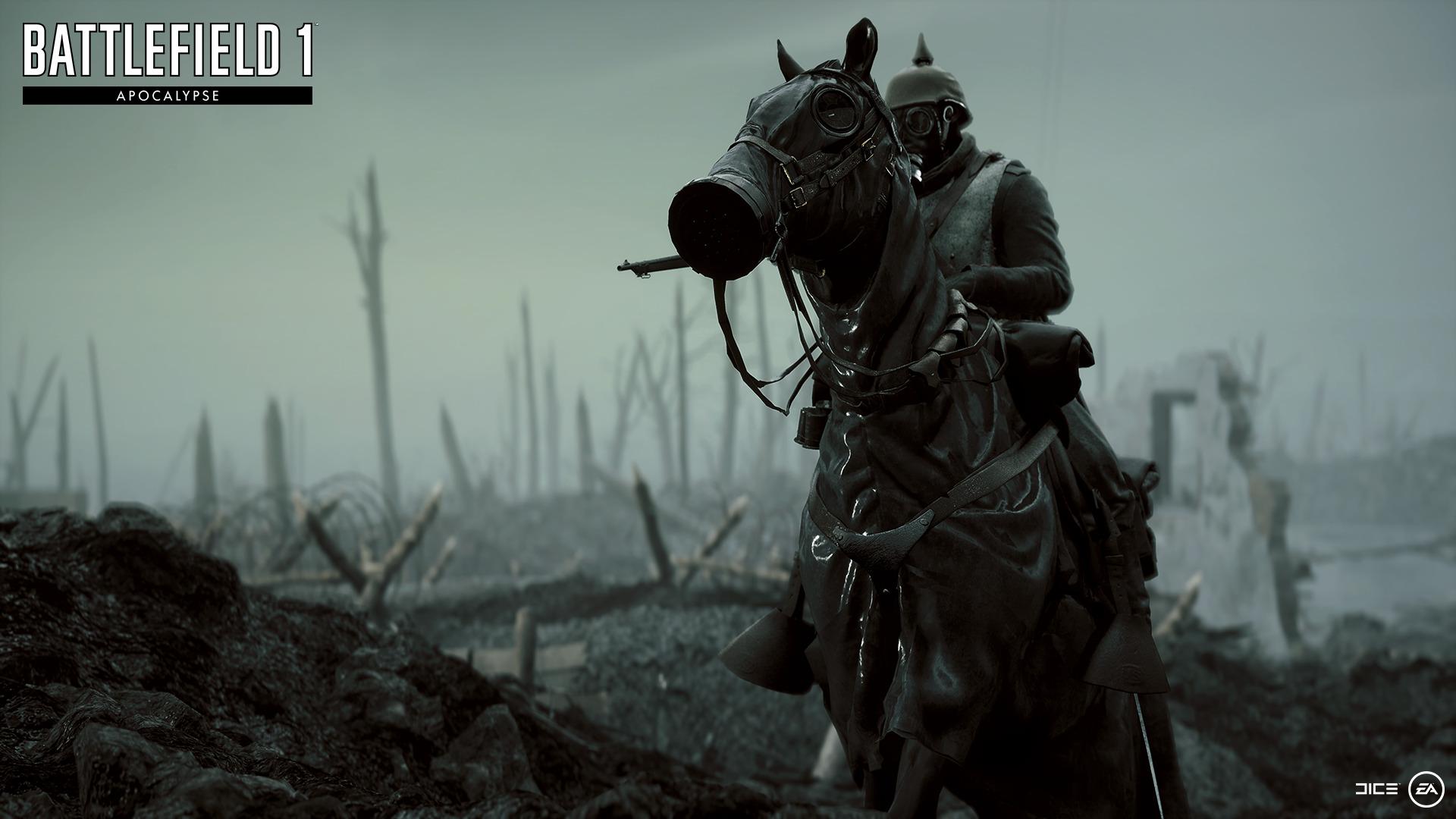 Apocalypse - Battlefield 1 DLC, Скриншот