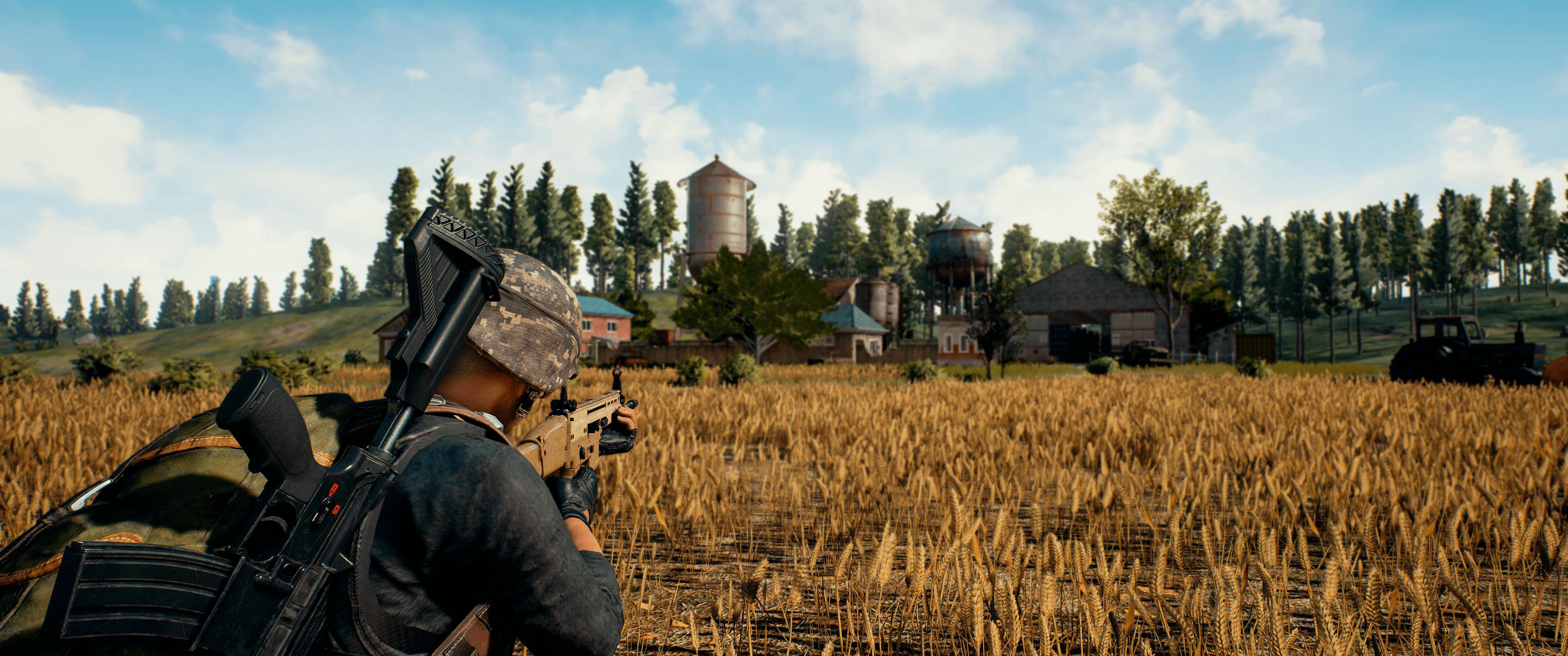 PUBG - PlayerUnknown's Battlegrounds