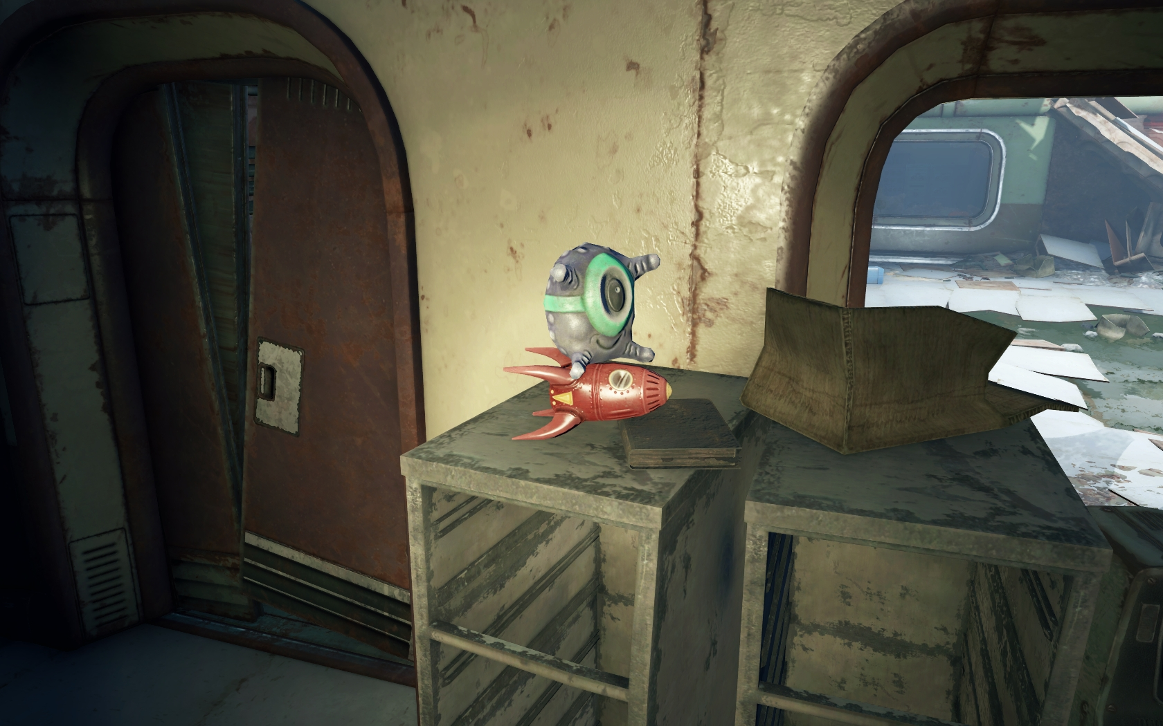 Поехали! (Аркджет системс) - Fallout 4 Аркджет системс, Игрушечный инопланетянин, Юмор
