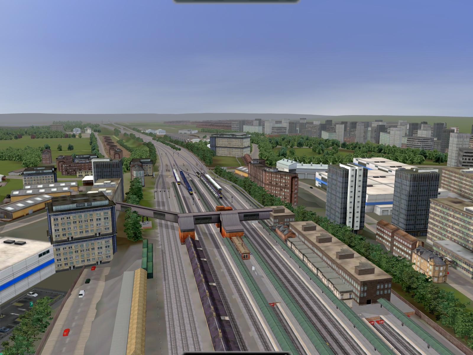 - - Rail Simulator