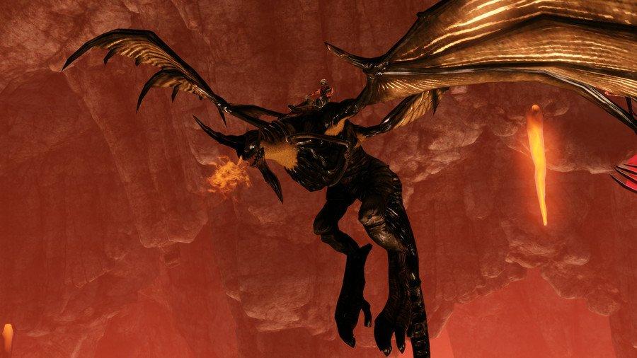 Crimson Dragon - Crimson Dragon