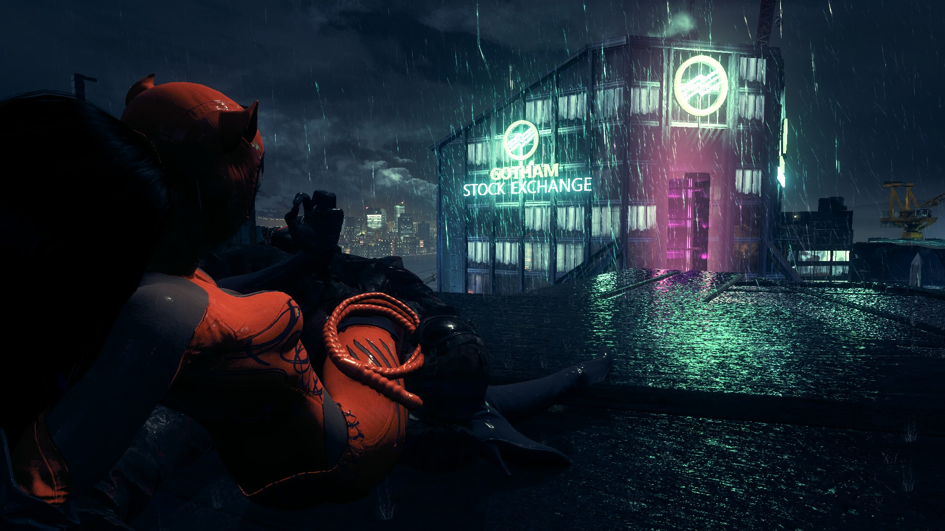 catwoman - Batman: Arkham Knight