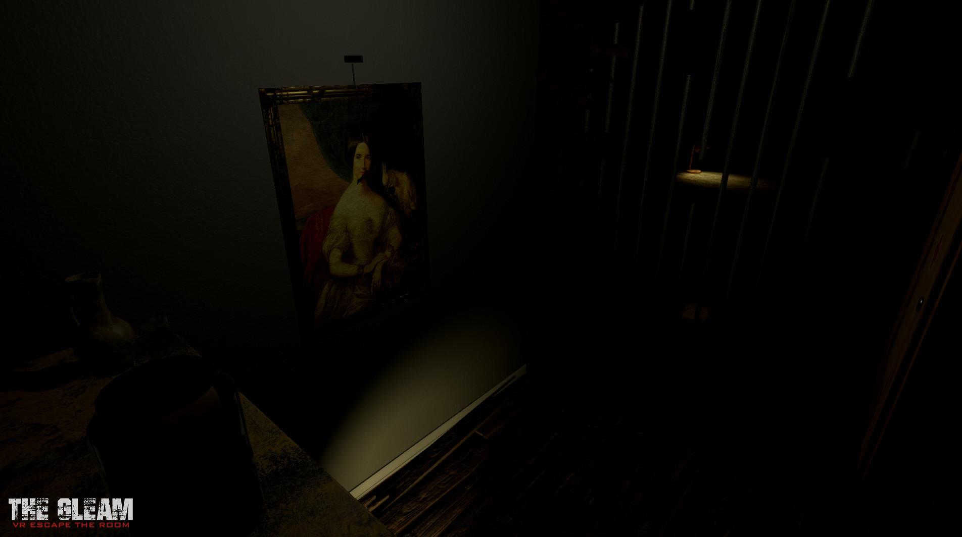 - - Gleam: VR Escape the Room, the