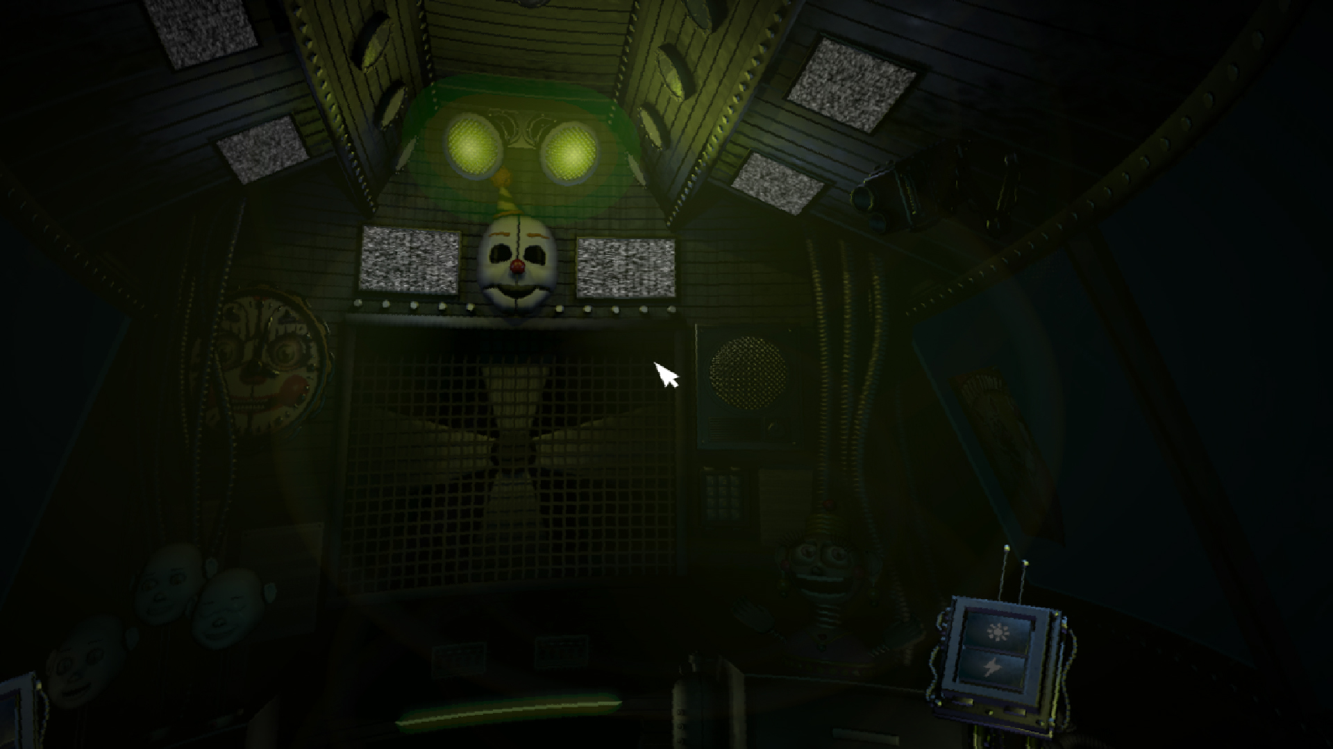 - - Five Nights at Freddy's: Sister Location