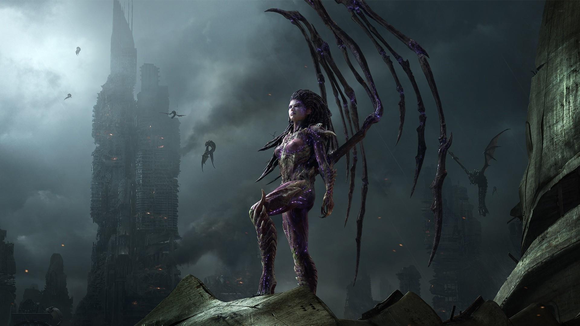 StarCraft 2 - StarCraft 2: Wings of Liberty Арт