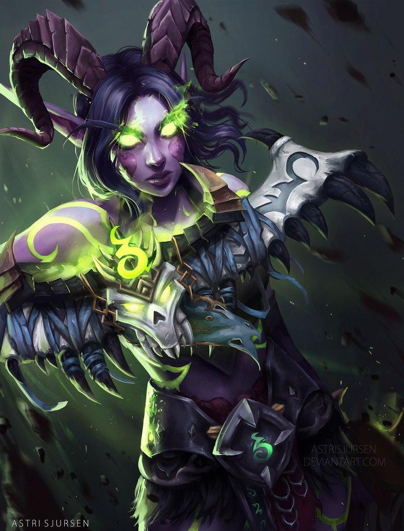 IiTIVtMAvjc.jpg - World of Warcraft Арт