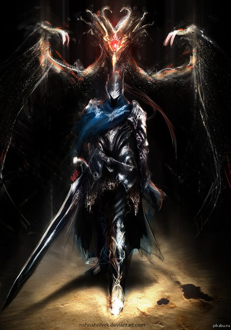 LJSF0346wRA.jpg - Dark Souls 3 Арт, Арториас