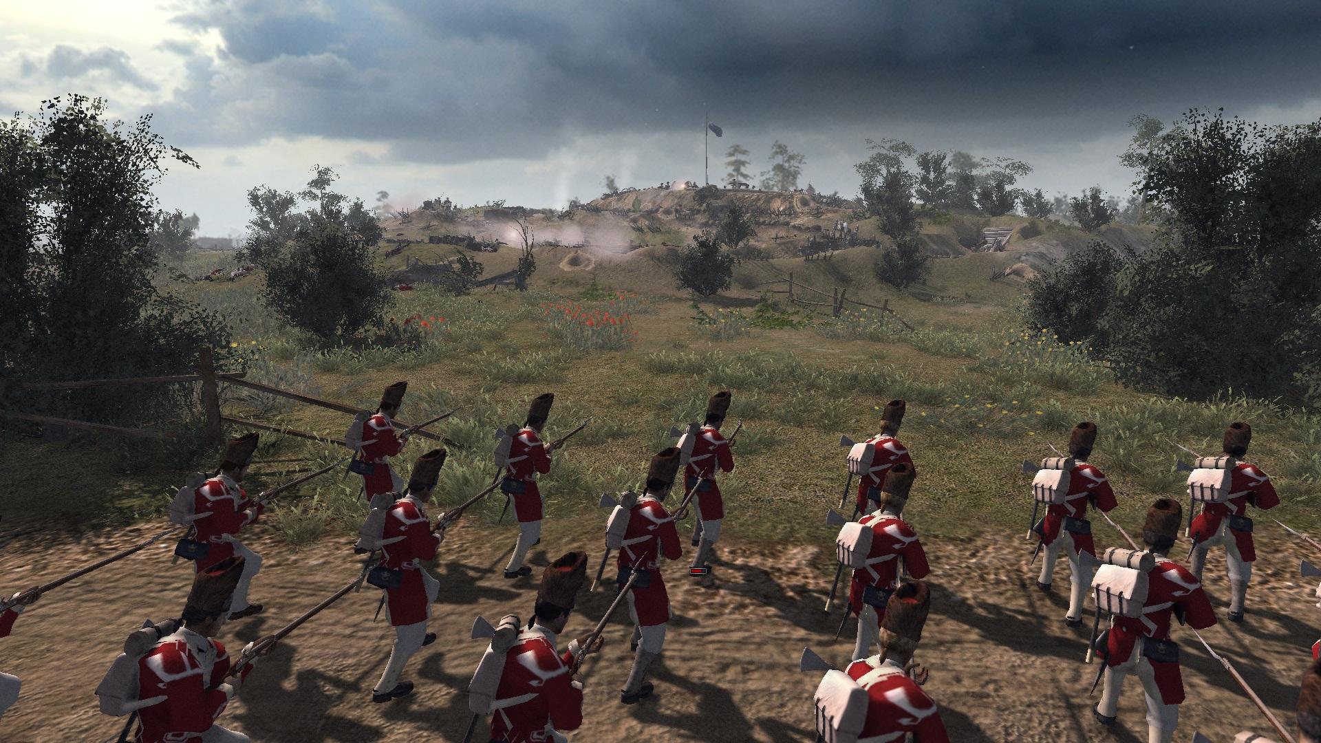 Битва при Банкер Хилле, Гренадеры - Men of War: Assault Squad 2