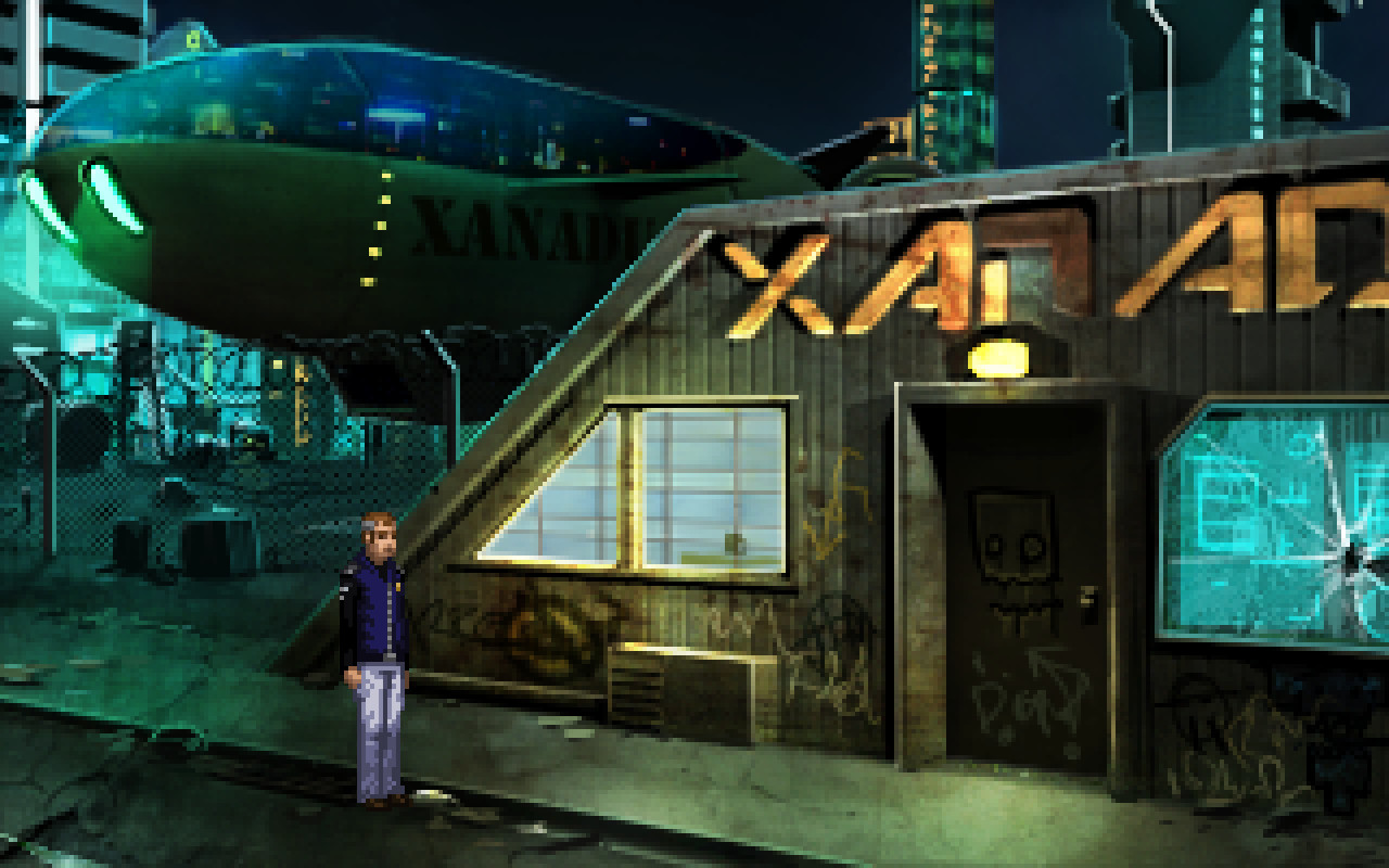- - Technobabylon