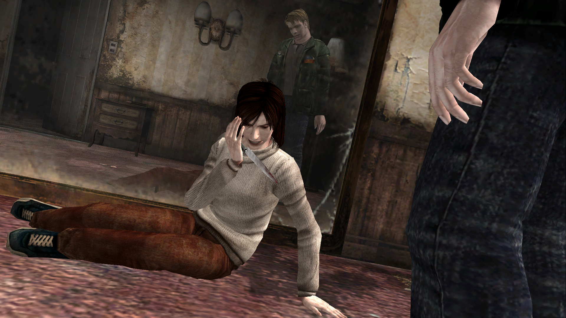 AngelaTired.png - Silent Hill 2