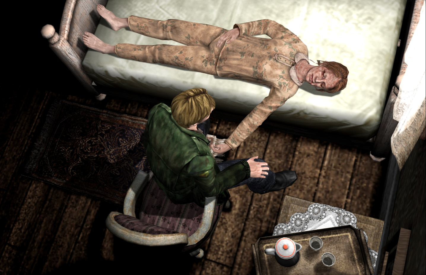 JamesMary.png - Silent Hill 2