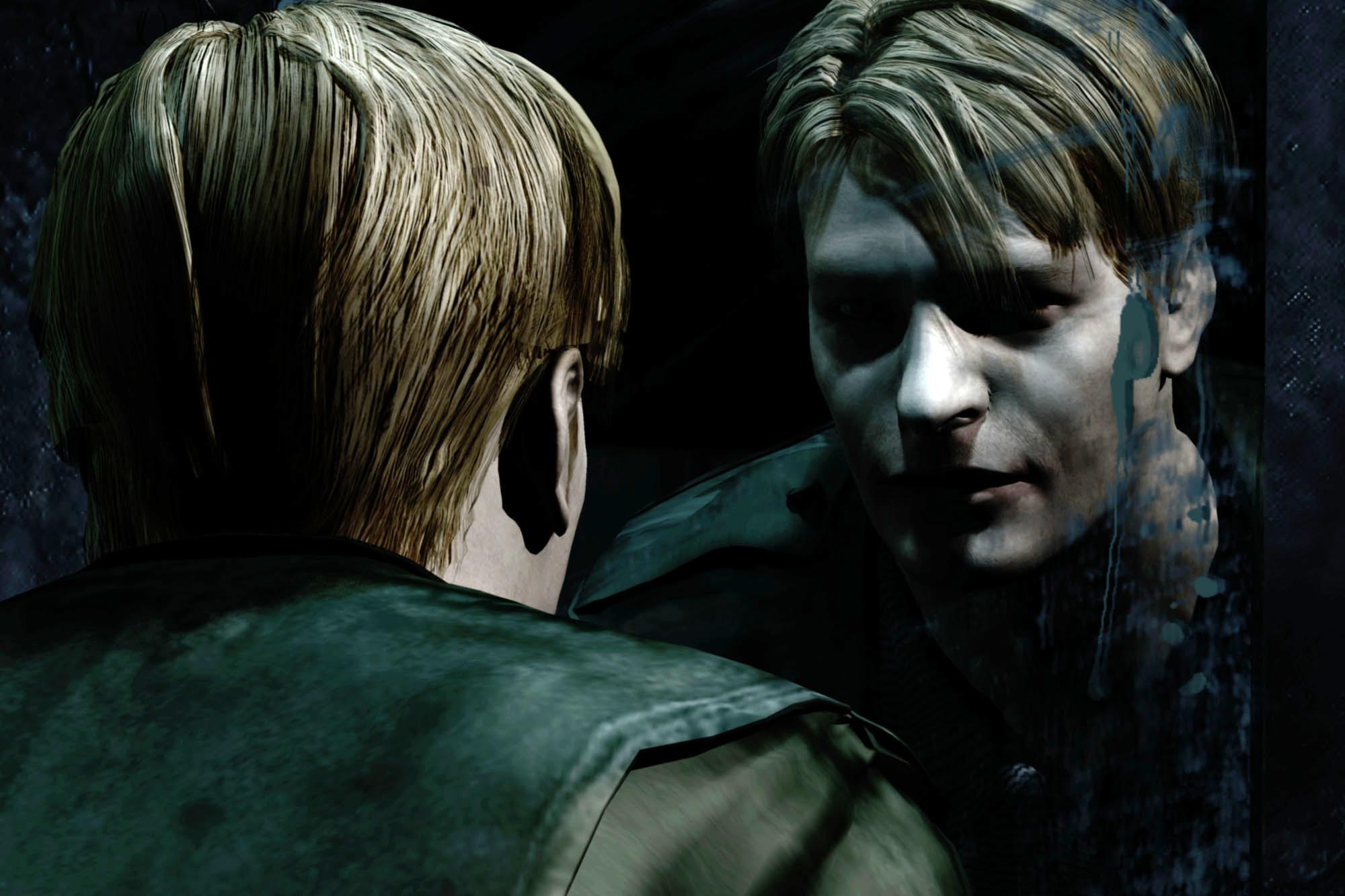 JamesReflection.png - Silent Hill 2