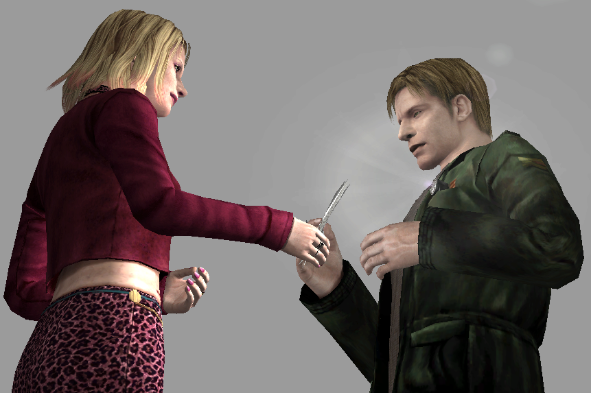 MariaLetter.png - Silent Hill 2