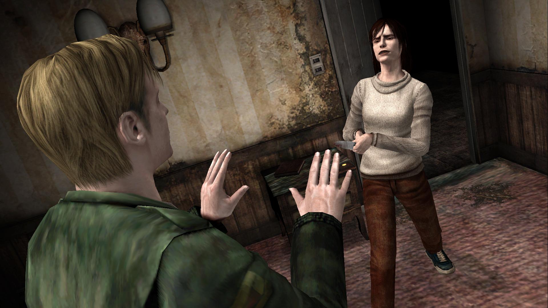 Noooo.png - Silent Hill 2