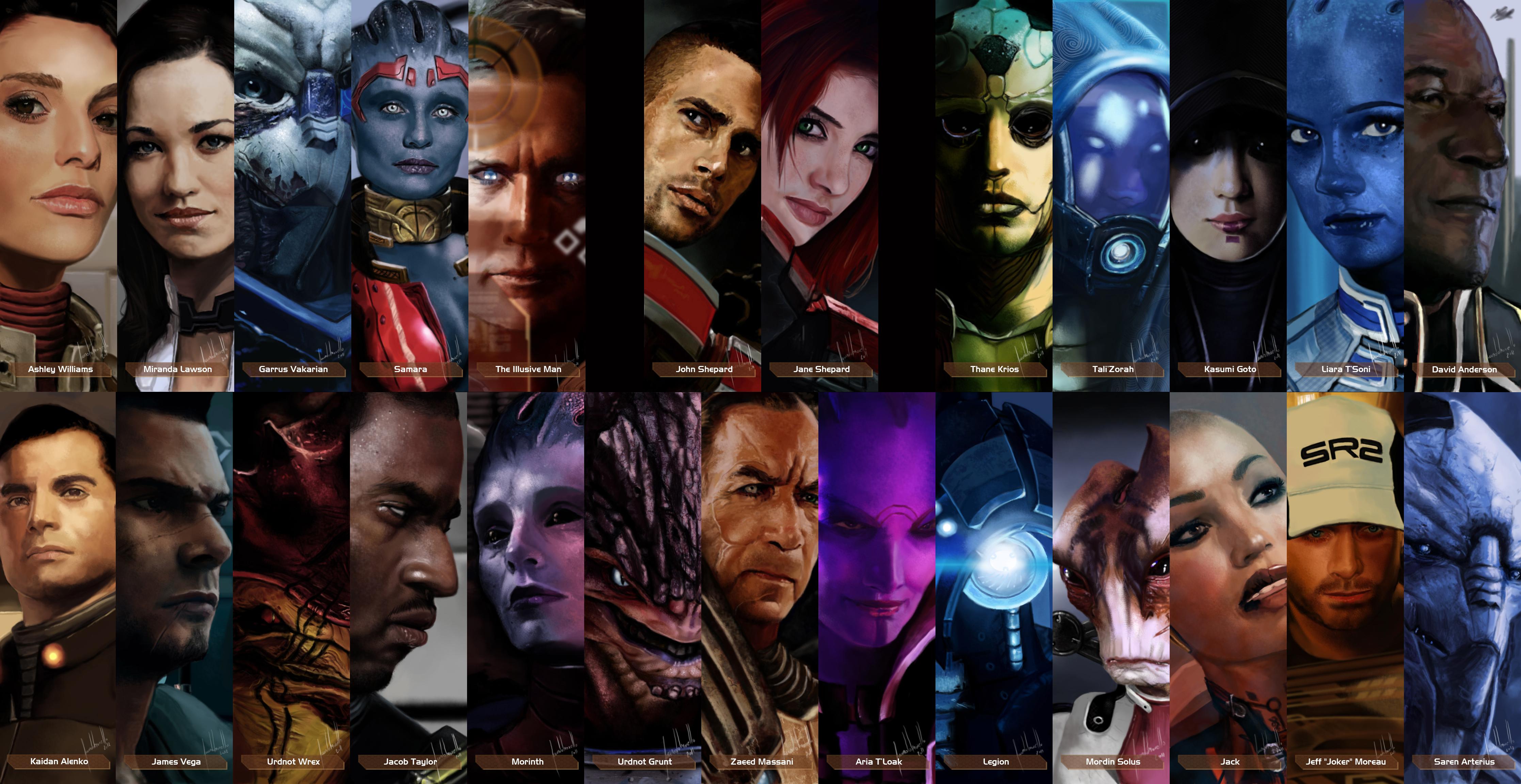 Art - Mass Effect Legendary Edition