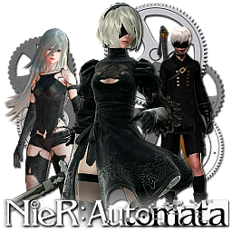 NieR. Automata.png - NieR: Automata