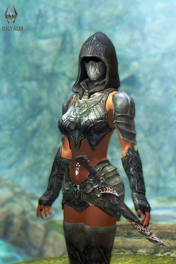 263. Соловьиная броня.jpg - Elder Scrolls 5: Skyrim, the CBBE, Сборка-21