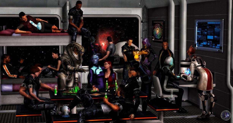 free_time_by_barbdbarb-d95m3nj.jpg - Mass Effect 3