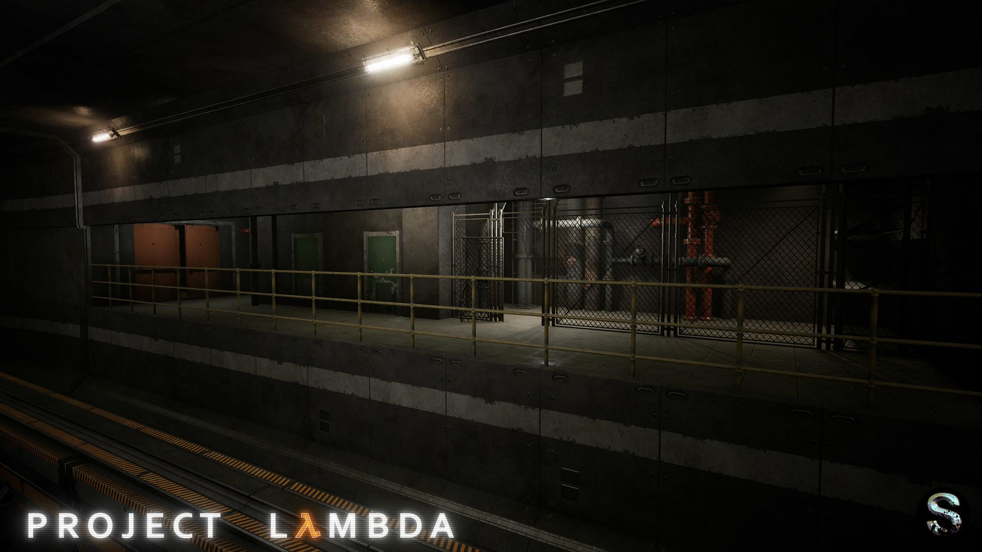 Project Lambda - Half-Life на Unreal Engine 4 - Half-Life