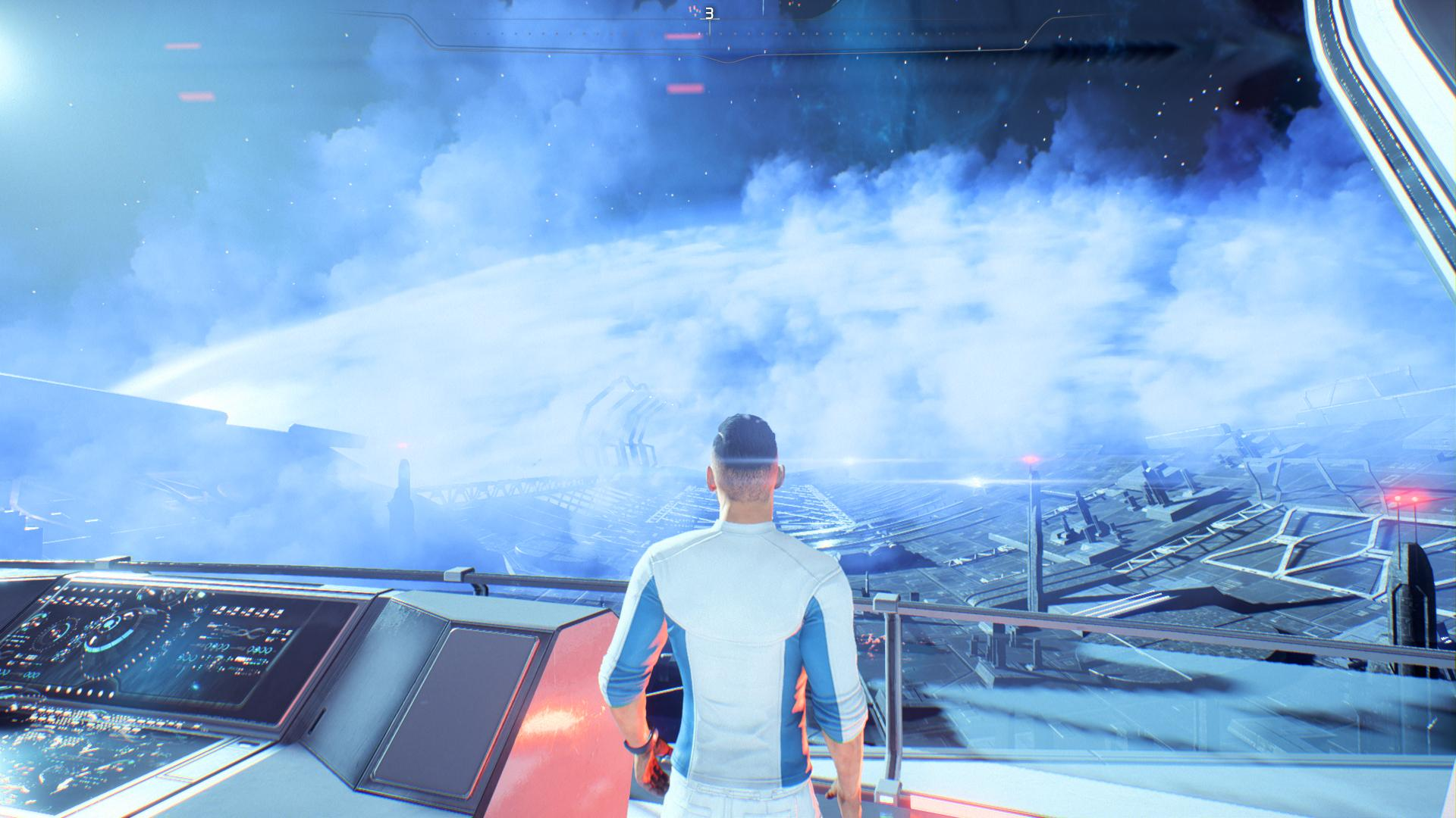 Вид - Mass Effect: Andromeda