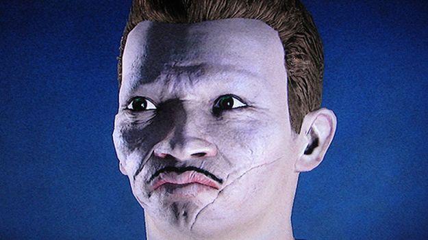 Солдат - Mass Effect 3