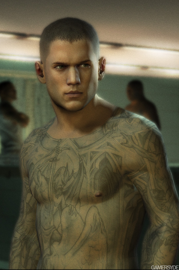 Prison Break: The Conspiracy - Prison Break: The Conspiracy