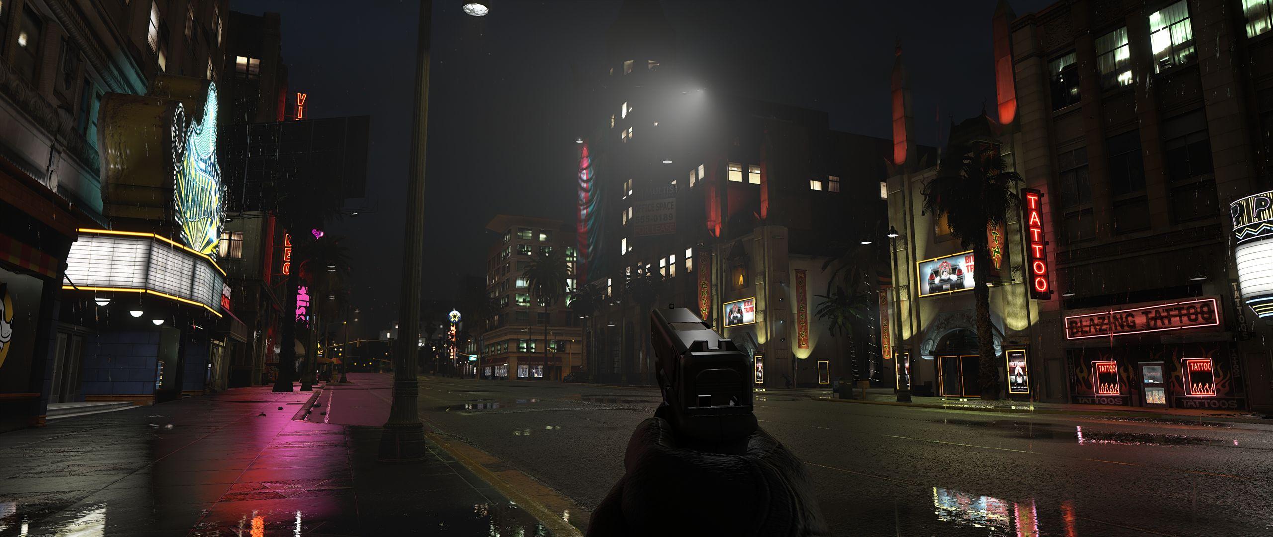 NaturalVision Remastered Mod - Grand Theft Auto 5