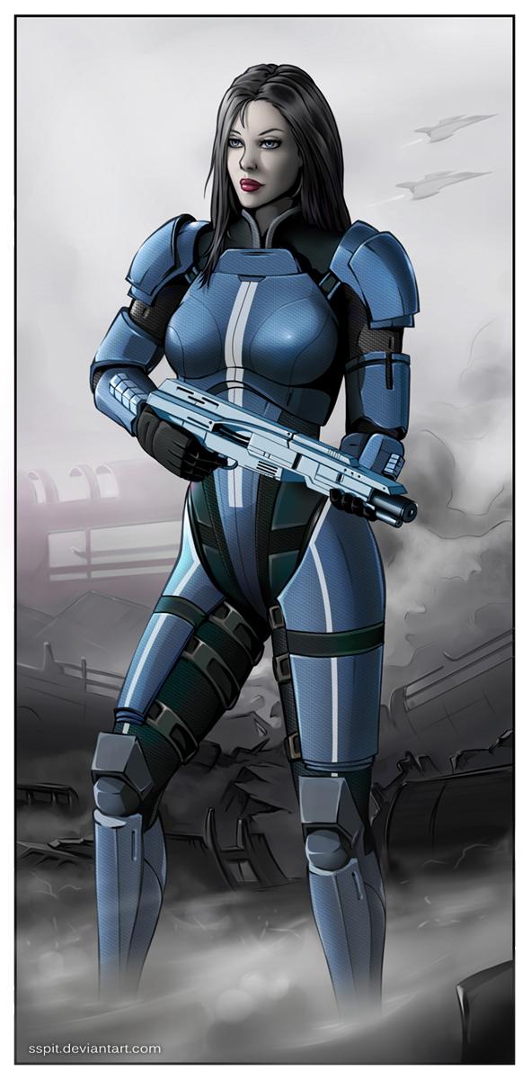 mass_effect___ashley_by_sspit-d5h9lfb.jpg - Mass Effect 3