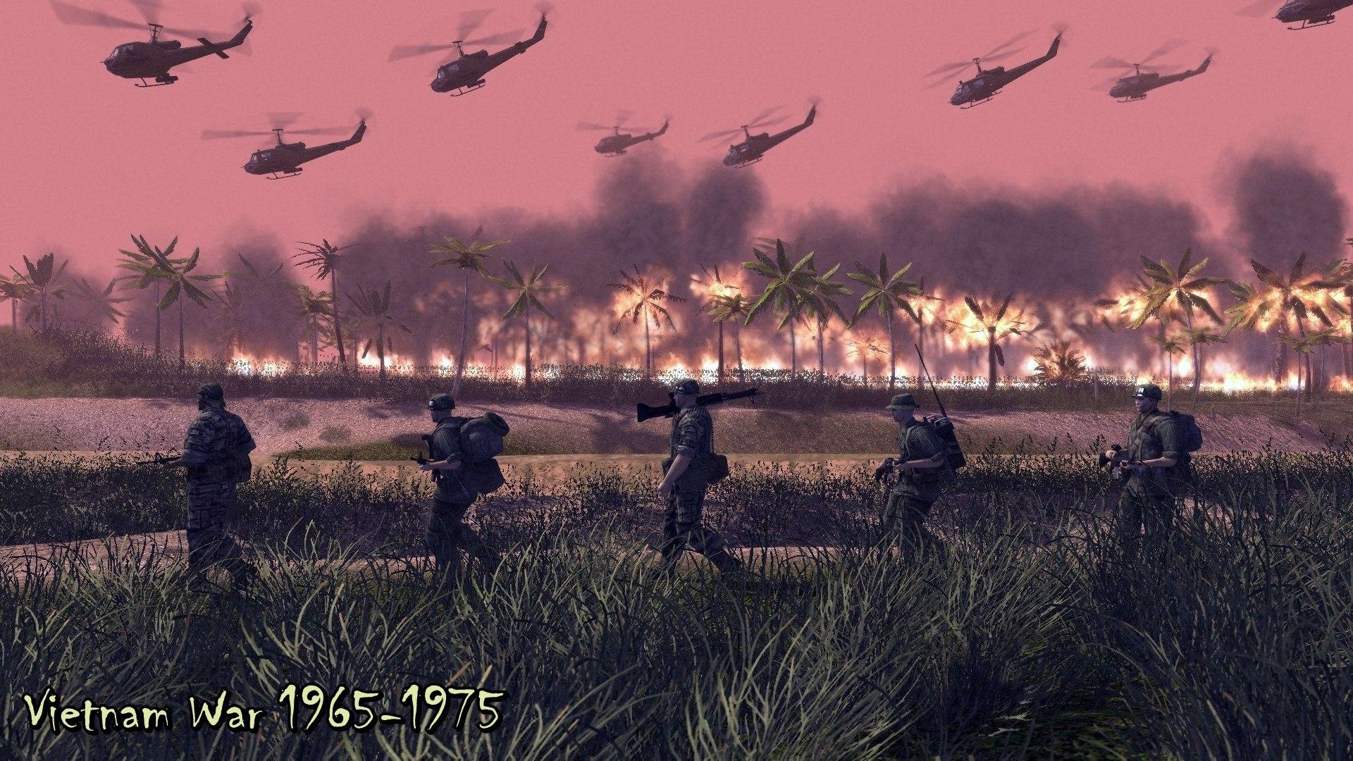 Vietnam Mod - Call to Arms Моды