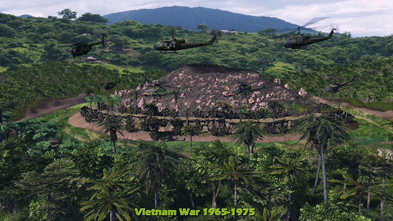 Vietnam Mod - Call to Arms Моды