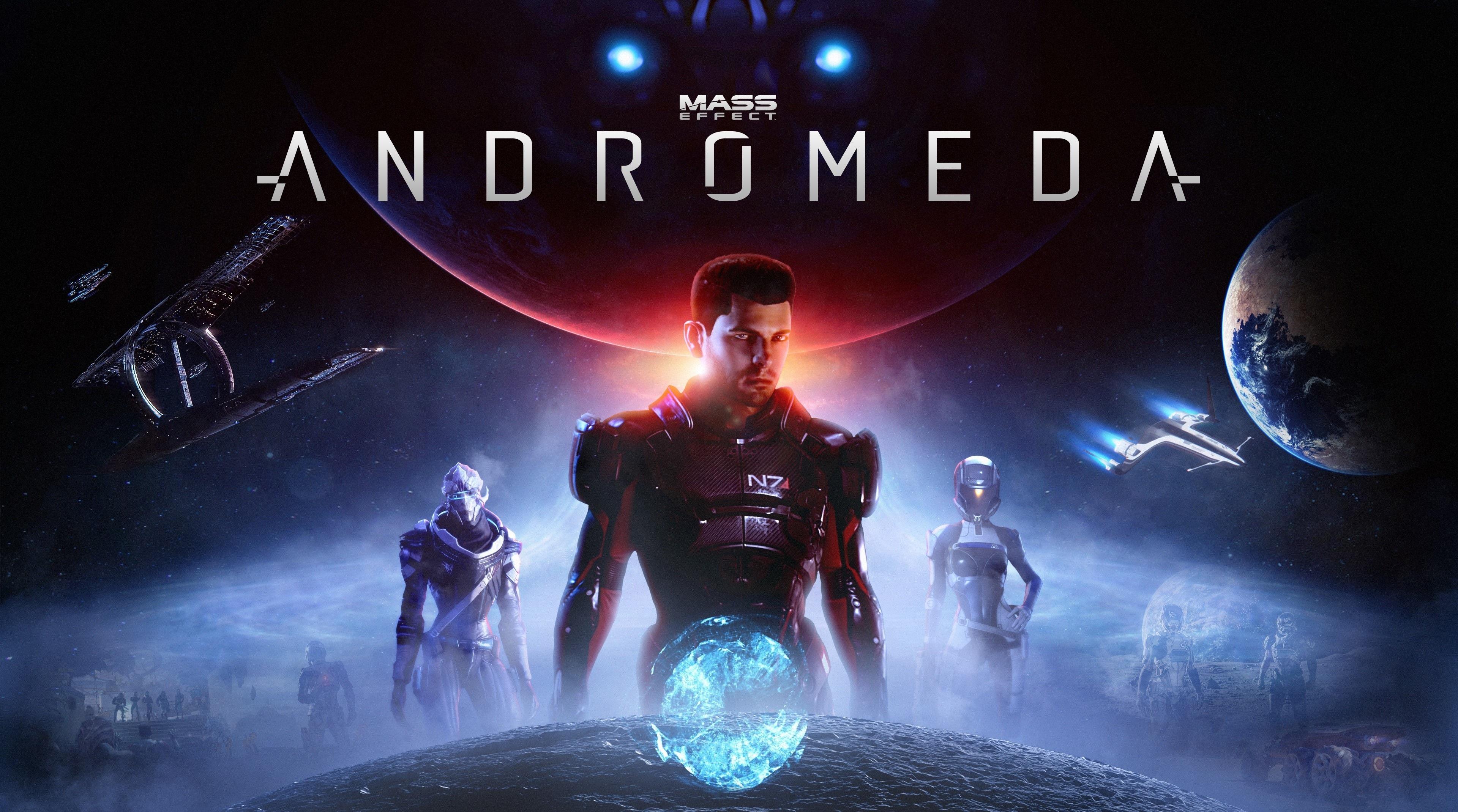 Art - Mass Effect: Andromeda Арт