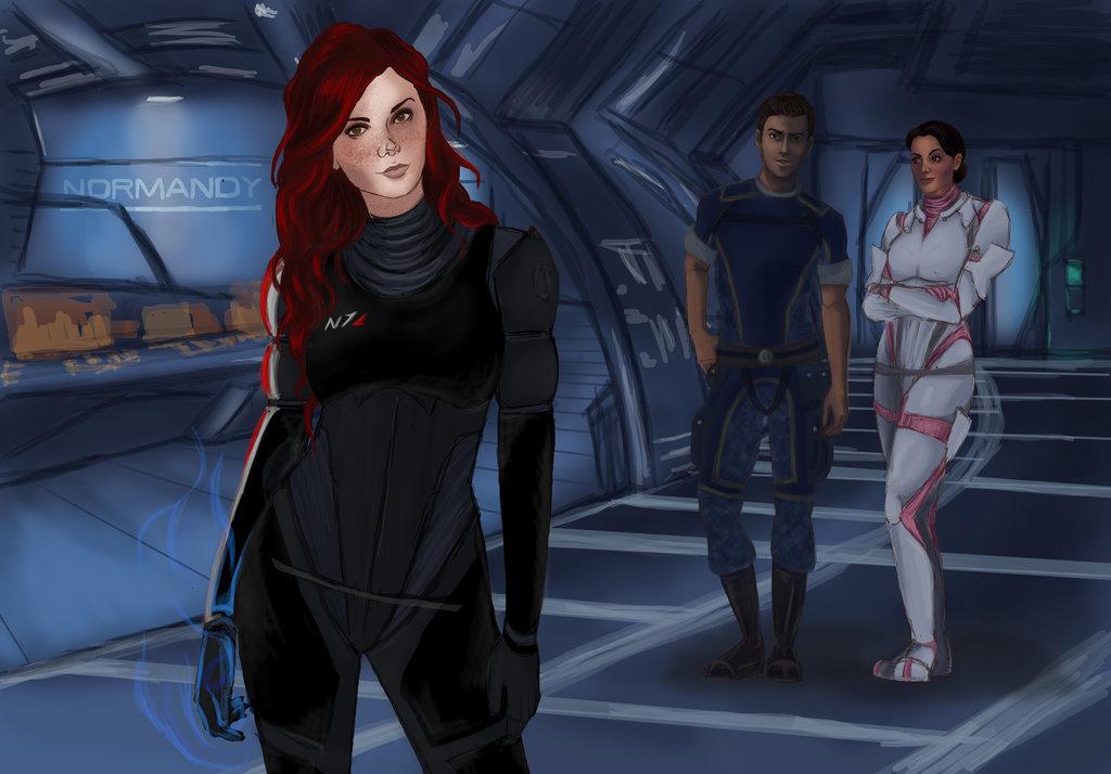 lt__you_re_staring_by_rayelian-d7pjuzd.jpg - Mass Effect