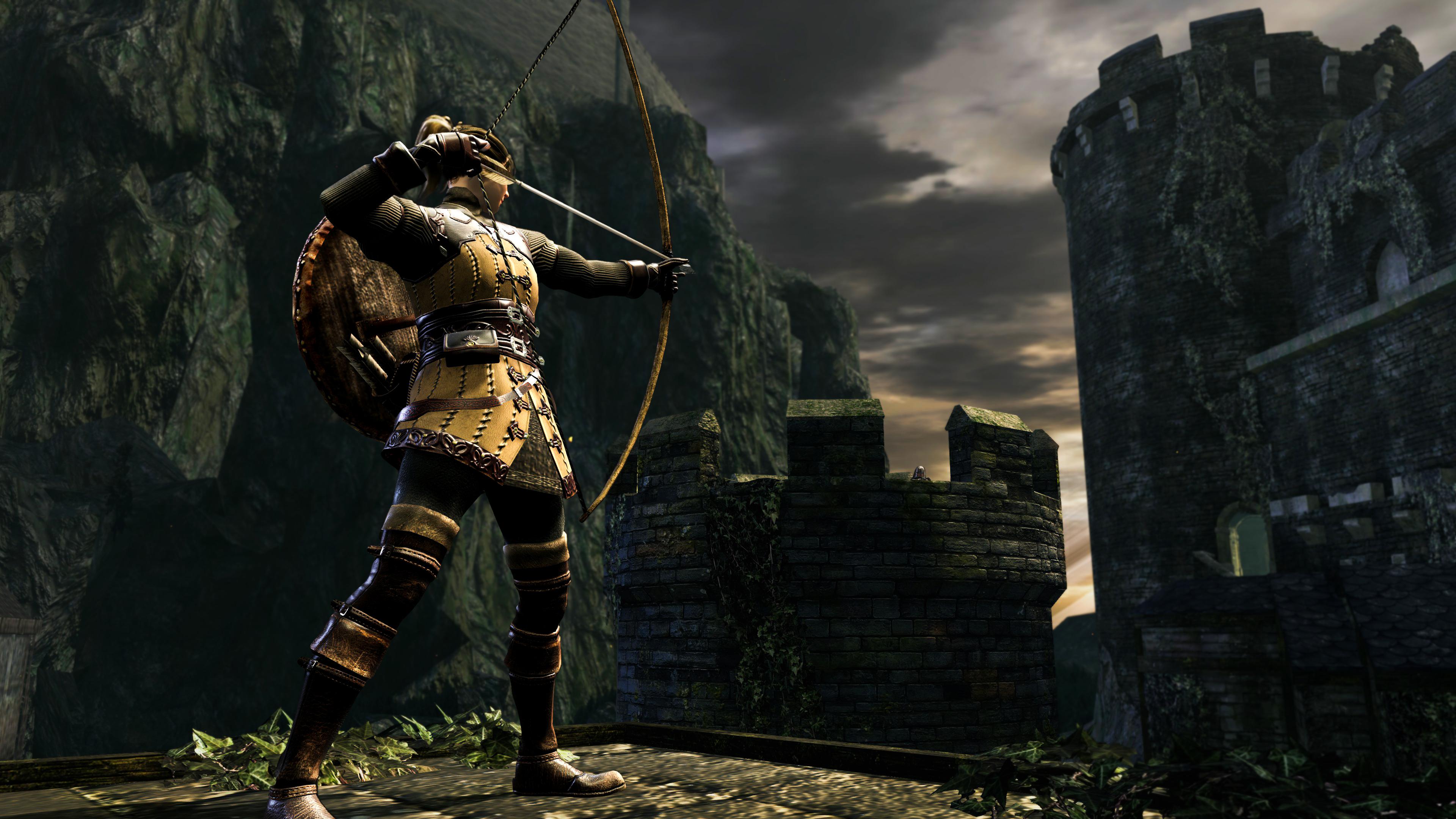 Ремастер - Dark Souls 4K